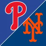 Phillies @ Mets Free Pick