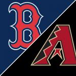 Red Sox @ Diamondbacks Free Pick