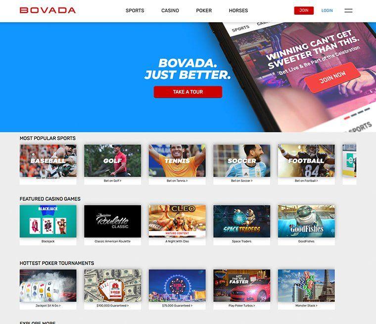 Bovada Deposit Bonus Code 2021 – Sports & Casino Promo Codes!