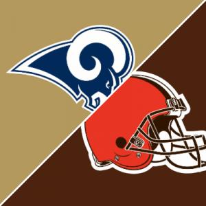 Rams @ Browns-Expert-Picks