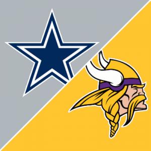 2019 Week 10 Sunday Night NFL Picks – Vikings @ Cowboys Expert Picks(Side and Total)!