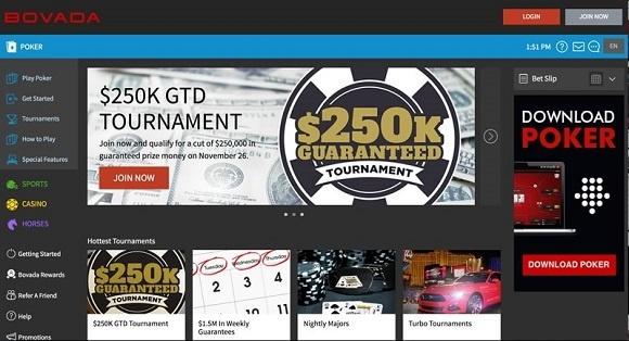Best USA Online Poker Rooms