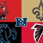 2020 NFC South Odds