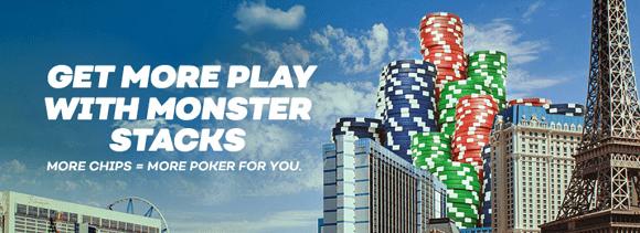 Bovada Monster Stacks Poker Touraments