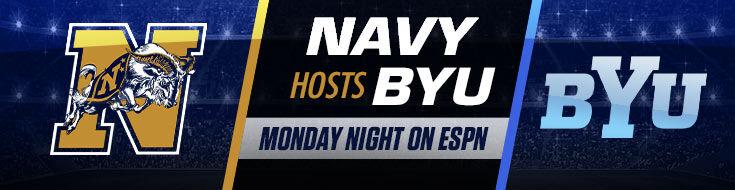BYU @ Navy